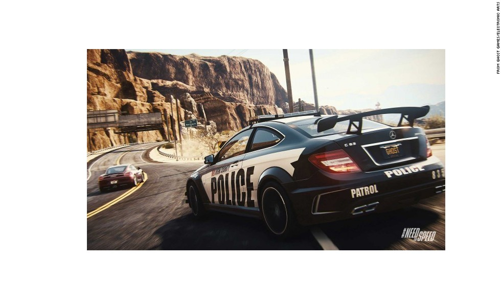 "Street-racing outlaw or risk-taking police officer? ""Need for Speed Rivals"" let you play both sides with high-performance cars and online friends from around the world."