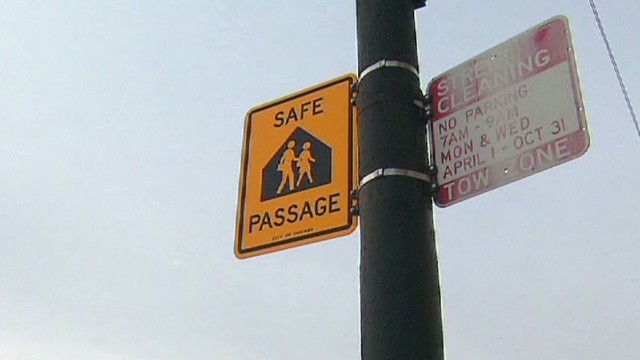 Teen beaten near 'safe passage' route