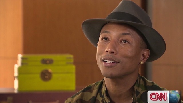 Pharrell Williams: Dare to be different