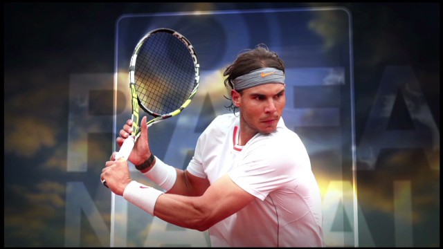 Who will be the tennis ace of 2014?