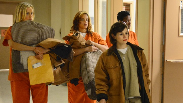 "The second season of ""Orange is the New Black"" starts in June."