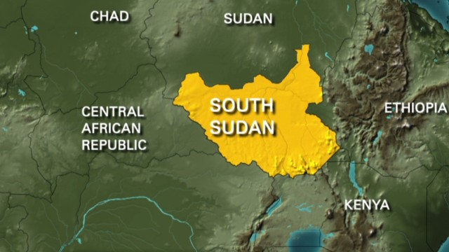 Four U.S. troops injured in South Sudan