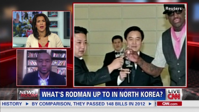 Rodman: Kim Jong-un is my friend
