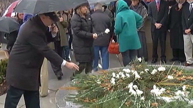 2013: Pan Am Flight 103 bombing remembered