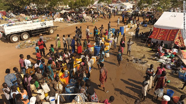 Americans evacuated from South Sudan