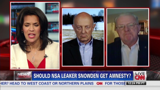 Possible Amnesty for Edward Snowden