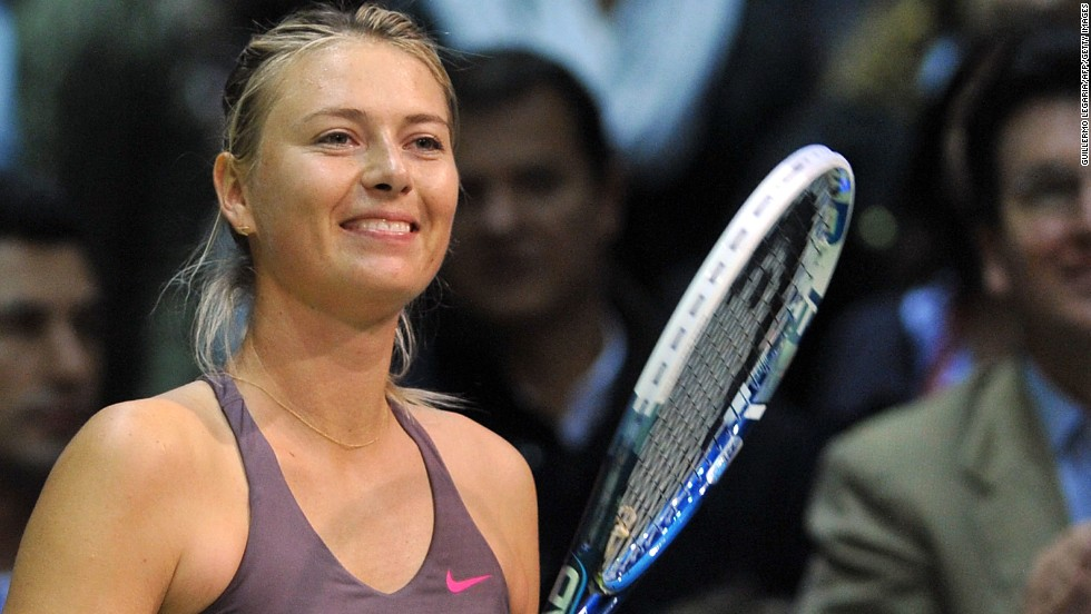 After splitting with Jimmy Connors, Maria Sharapova turned to Ana Ivanovic's former coach, Sven Groeneveld. Sharapova is returning to the tour after a shoulder injury.