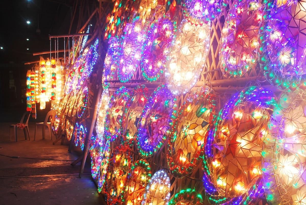 Christmas Lights In Pampanga.San Fernando Philippines Asia S Christmas Capital Cnn