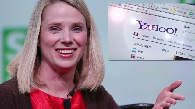 The business of being Marissa Mayer