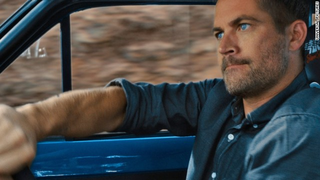 "The late Paul Walker found fame starring in the ""速い &アンプ; Furious"" franchise."