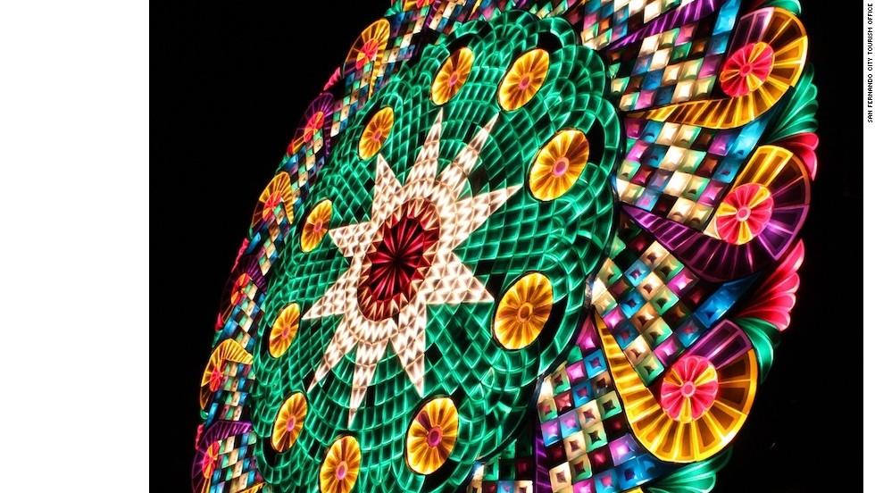San Fernando, Philippines: Home of the giant Christmas lantern ...