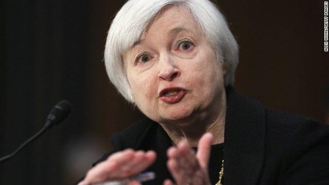 Janet Yellen and the U.S. economy in 2014