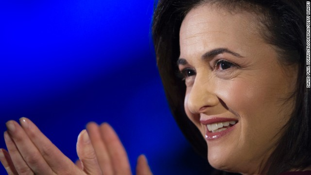 Sheryl Sandberg: Facebook values privacy