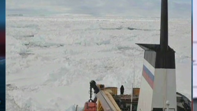 tsr live keiler antarctica chris turney stuck on ice_00024425.jpg