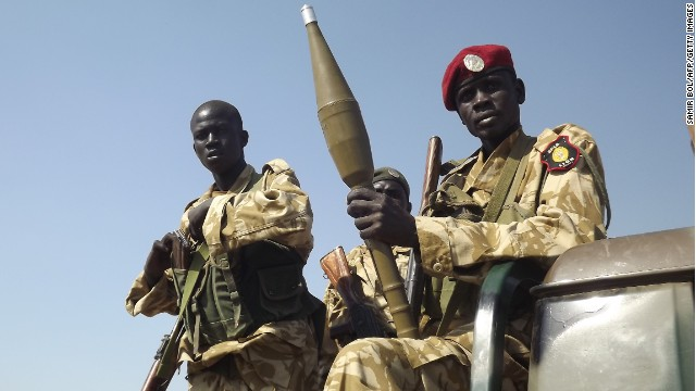 Chaos continues to unfold in South Sudan