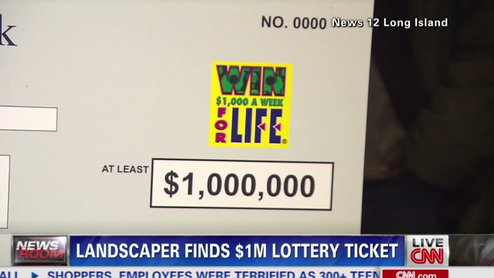 For New York lottery winner, $1 million was blowing in the wind