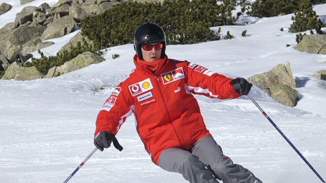 What happened in Schumacher accident?