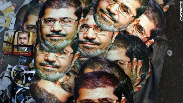 Morsy's message of defiance
