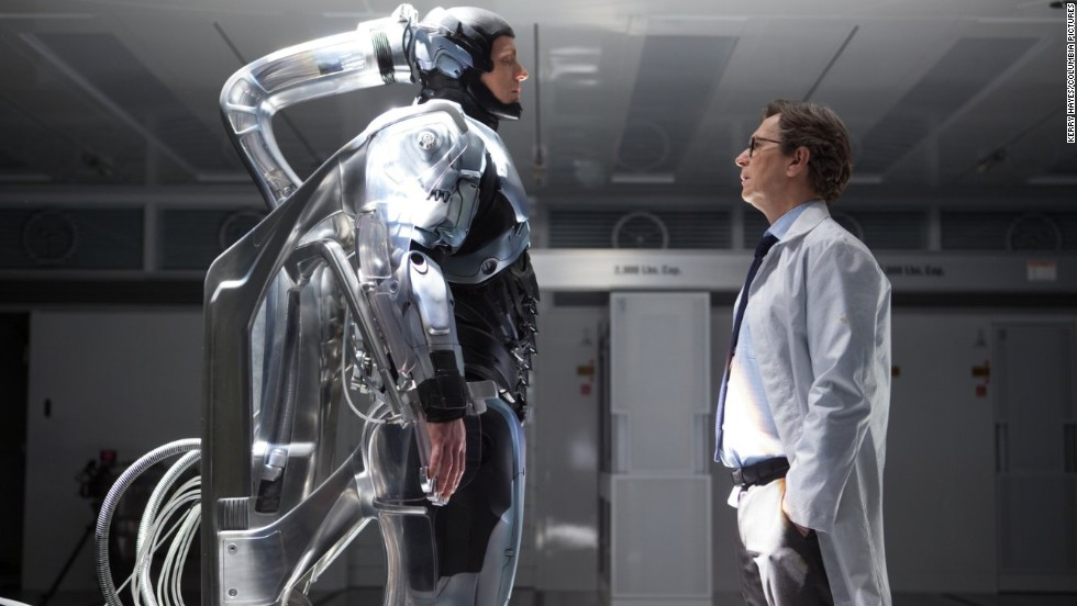 "<strong>""RoboCop""</strong>: The original 1987 ""RoboCop"" was as much a satire on modern media and business as it was a story about a cop solving a crime. Judging from its trailers, the new version -- which stars Joel Kinnaman in the Peter Weller role -- seems to have a similar wit, but only time will tell if Michael Keaton and Samuel L. Jackson will take their roles to the absurd places visited by Ronny Cox and Miguel Ferrer. Will we, in Clarence Boddicker's words, ""give the man a hand""? (<em>February 12</em>)<br />"