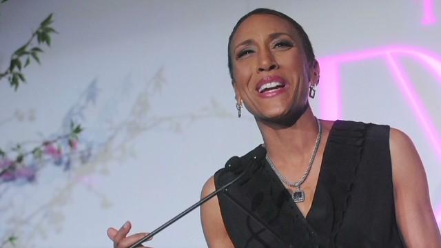 Support for Robin Roberts signals change