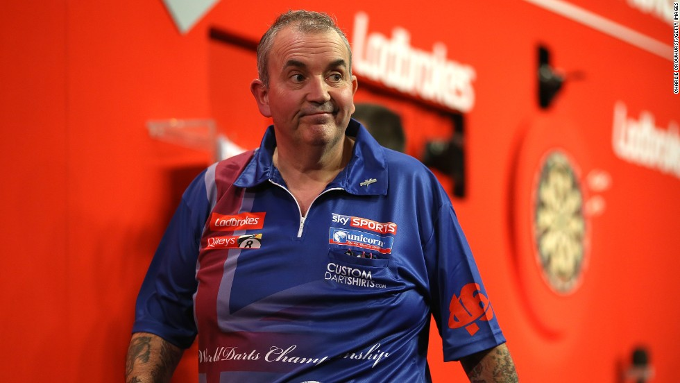 Phil 'The Power' Taylor is the most successful darts player of modern times. He has won the World Championship 15 times and is the most recognizable player on the circuit.