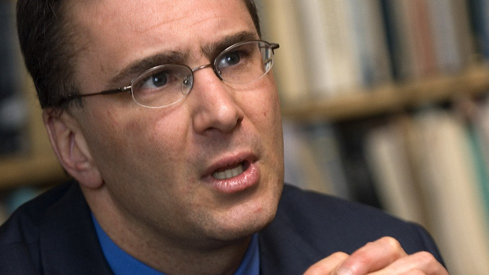 Jonathan Gruber: 'I am embarrassed, and I am sorry'
