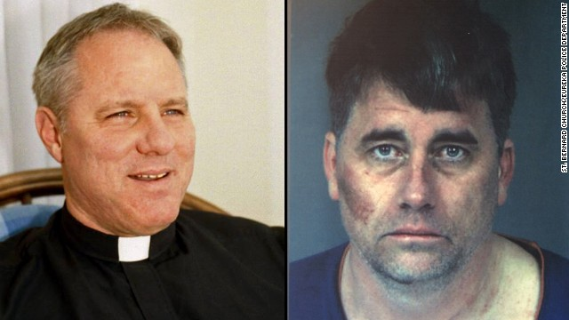 Suspect in priest killing came from jail