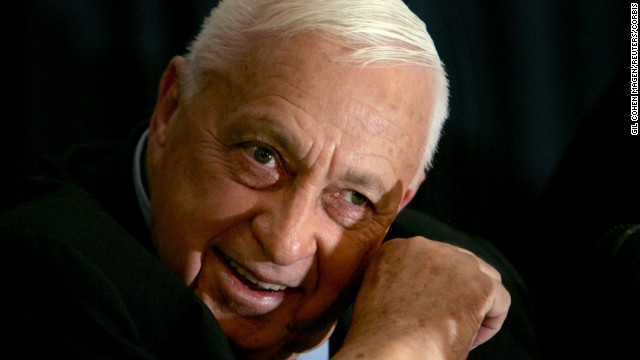 Israeli Prime Minister Ariel Sharon speaks to the media during a news conference in Tel Aviv December 1, 2005. Sharon said on Thursday Israel intended to keep control of the Jordan Valley in the occupied West Bank, signalling its insistence on retaining settlements there under any future peace deal.