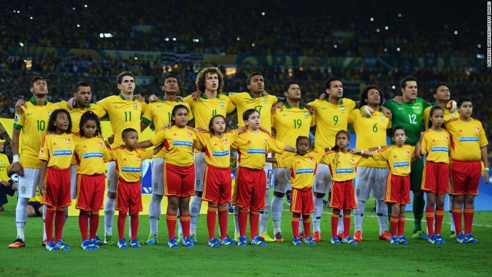 The pressure on Brazil to claim a sixth World Cup in their own back yard next summer is going to be enormous. But if the Selecao's impressive Confederations Cup win in June is anything to go by, not to mention the cracks starting to show in Spain's dominance, 2014 could well be Brazil's year.