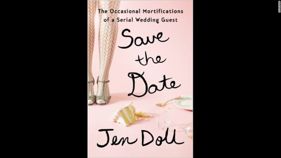 Even if you couldn't care less about weddings -- and hate anything with pink and/or confections on its cover -- you still shouldn't sniff at prolific writer Jen Doll's book about wedding experiences and how they shape and re-shape definitions of love and commitment. If the topic doesn't grab you, Doll's wit likely will. (<em>May 1</em>)