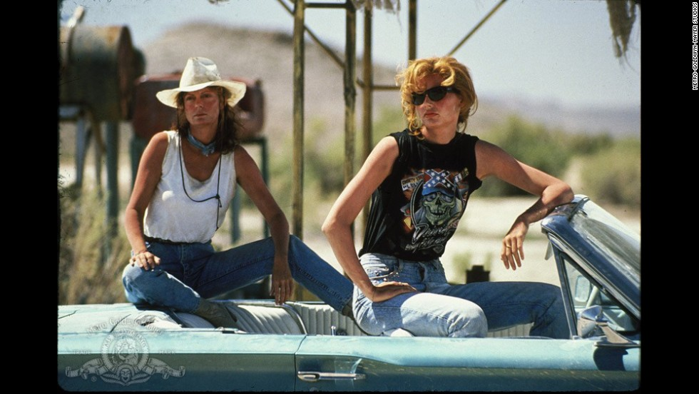 "<strong>""Thelma and Louise"" </strong>(1991)"