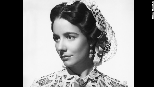"Alicia Rhett was cast as India Wilkes, sister of plantation owner Ashley Wilkes, in ""Gone With the Wind."""