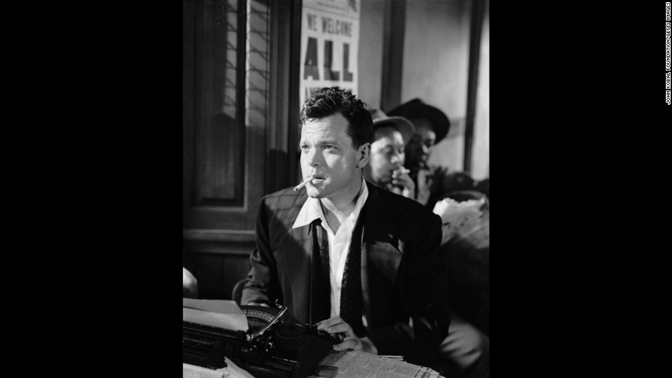 "Orson Welles directed and starred in ""The Lady from Shanghai,"" a 1947 film noir involving a complex murder plot."
