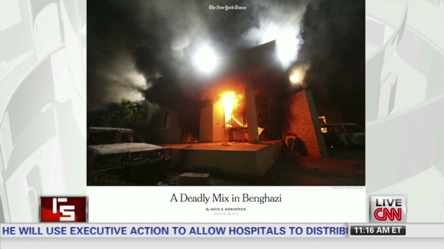Benghazi report sparks partisan outcry