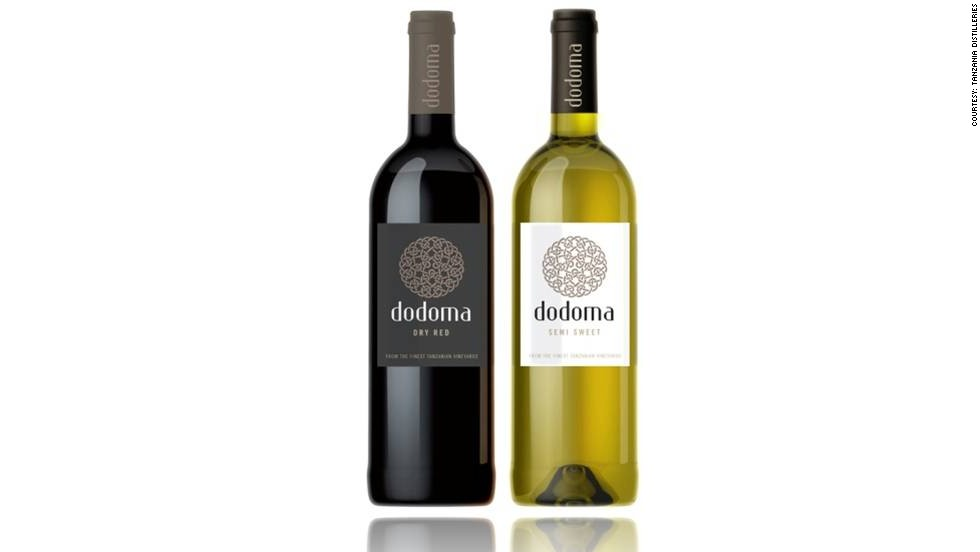 "Dodoma: Tanazania 's Dodoma region produces three wines -- dry white, red and ""natural sweet."" The area's dry earth, sandy soil and low humidity is suitable for producing dry white and red wines."