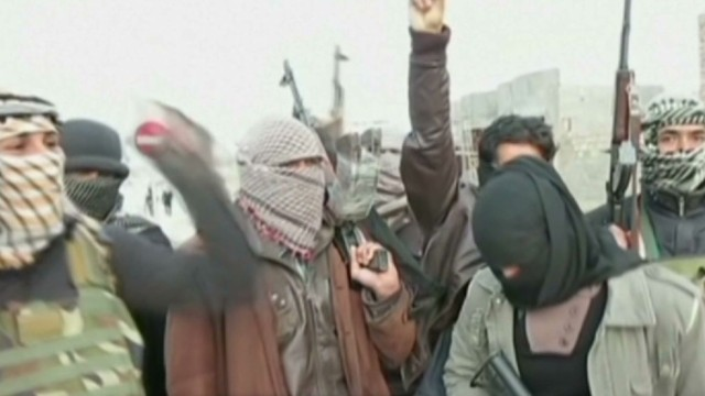 al Qaeda re-emerges in fight over Iraq