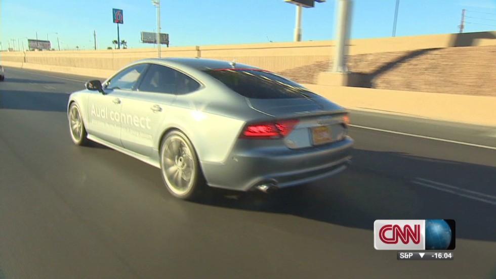 Driverless car tech gets serious at CES