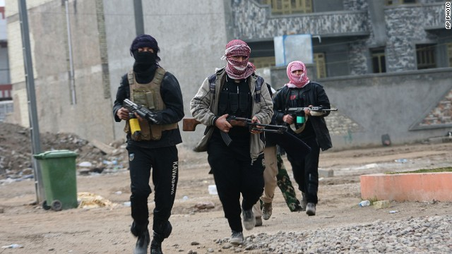 Al Qaeda making strides in Iraq again