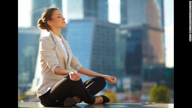 Studies suggest meditation can reduce blood pressure, inflammation, pain response and stress hormone levels.