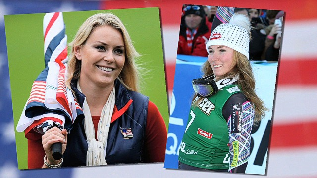 Sochi 2014: Vonn out, Mikaela Shiffrin in