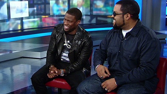 Ice Cube: 'CNN is cool'