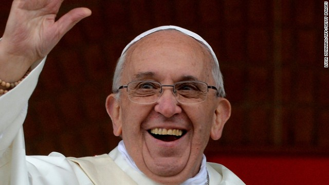 Pope plans to visit U.S. in 2015