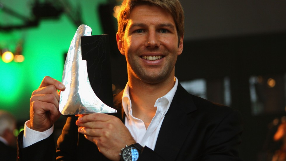 Former Aston Villa and Germany midfielder Thomas Hitzlsperger announced he was gay in January 2014. He won 52 caps at international level and has been a strong advocate for LGBT rights since revealing all in an interview last year.