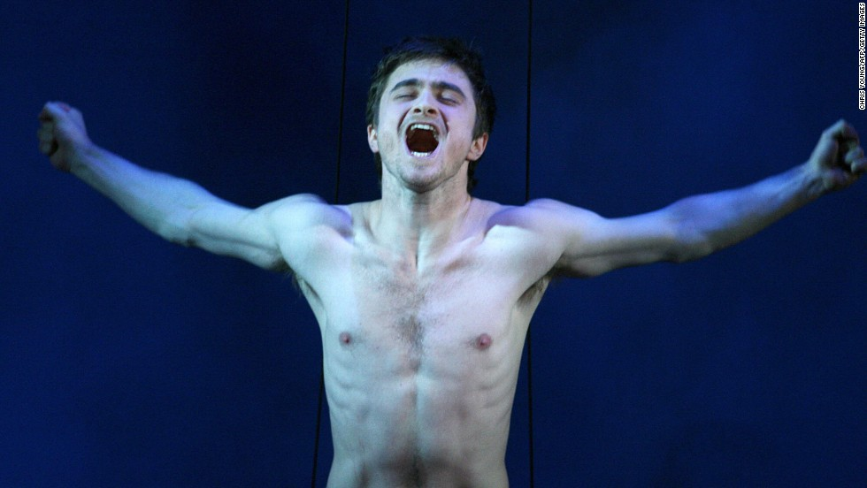 "Daniel Radcliffe spent so much time naked on the sets of films and productions, he had to ask the producers of his Brit drama ""A Young Doctor's Notebook"" to let him keep some clothes on. ""I think there was a discussion about possible nudity for one scene,"" Radcliffe recalled to <a href=""http://www.independent.co.uk/arts-entertainment/films/news/after-getting-naked-for-three-films-daniel-radcliffe-says-no-thanks-to-more-nudity-8822375.html"" target=""_blank"">The Independent</a>, ""and I think my comment was, 'I got naked in three films last year; please can I not?' """