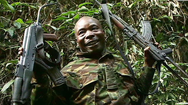 Congo pygmies enslaved as poachers