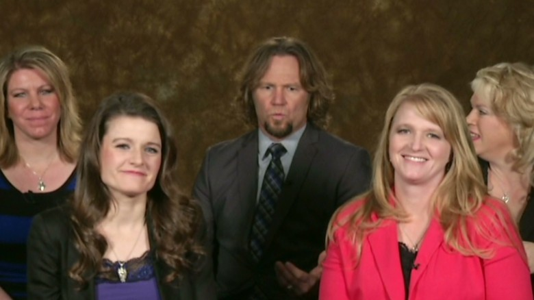 'Sister wives' fight to live together (2014)