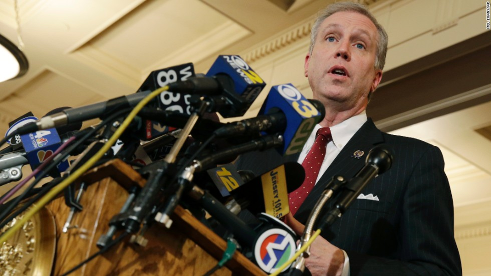 New Jersey Democratic Assemblyman John Wisniewski is chairman of the special state Assembly committee investigating the George Washington Bridge scandal. The panel has subpoenaed current and former top Christie aides as well members of his political organization, seeking documents and other materials. Chris Christie has not been subpoenaed but his office has.