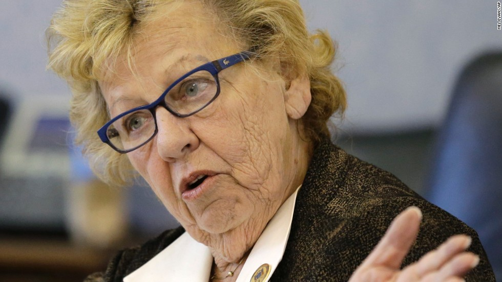 New Jersey Senate Majority Leader Loretta Weinberg, a Democrat, has been pressing for information about the scandal.