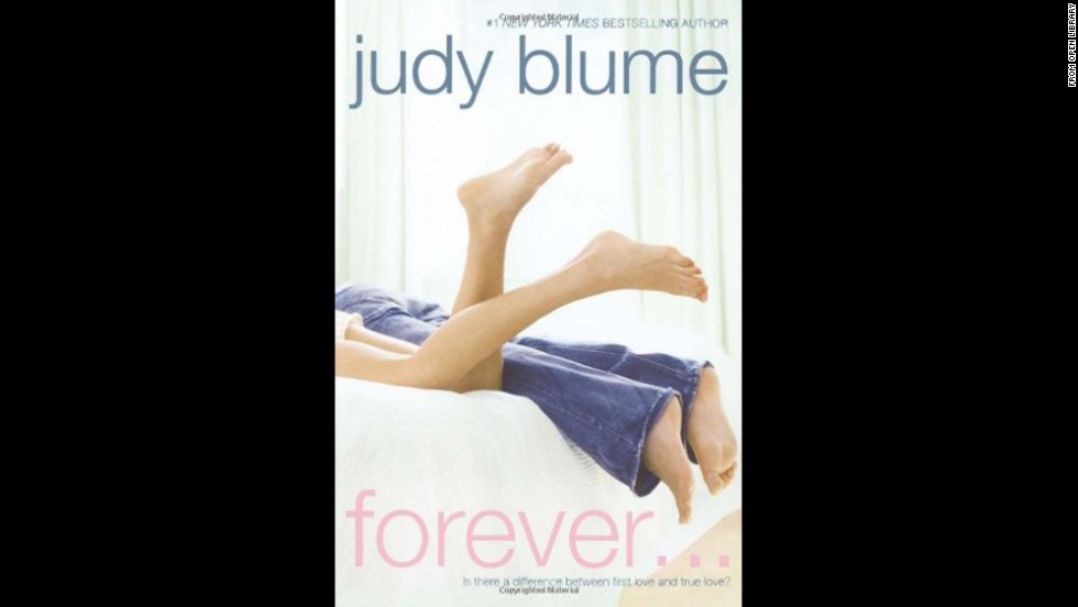 "Frank depictions and discussion of teenage sexuality made Judy Blume's ""Forever"" a frequent target of censorship. Not only does the main character, Katherine Danziger, have sex for the first time with her boyfriend, but another friend questions whether he is gay."