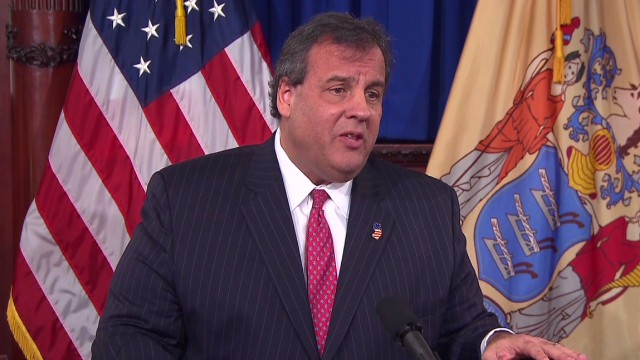 Gov. Christie's glass case of emotions
